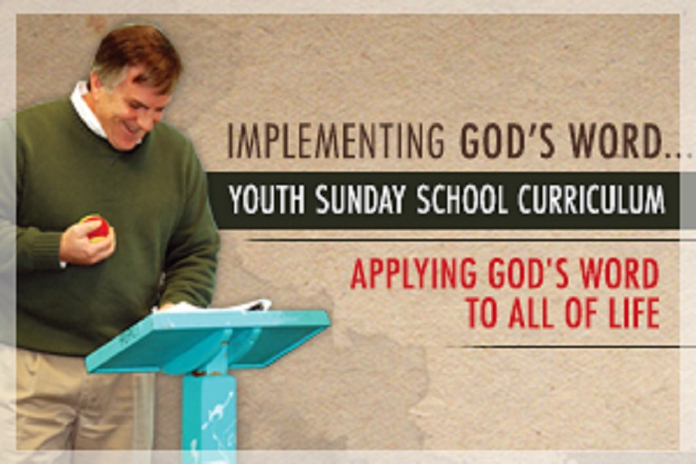 Yout Sunday School Curriculum