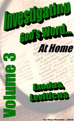 Investigating God's Word...At Home (NIV), Vol. 3