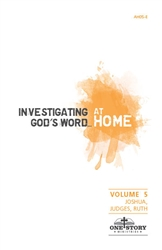 Investigating God's Word...At Home (ESV), Vol. 5