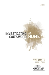 Investigating God's Word...At Home (ESV), Vol. 8