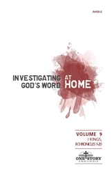 Investigating God's Word...At Home (ESV), Vol. 9